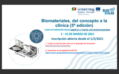 Biomaterials: from the concept to the clinic (5th edition)