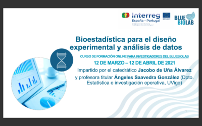 Biostatistics for experimental design and data analysis