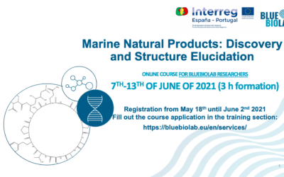 BLUEBIOLAB presents the course Marine Natural Products Discovery and Structure Elucidation