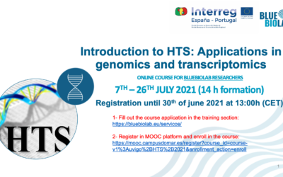 BLUEBIOLAB presents the course Introduction to HTS: Applications in genomics and transcriptomics