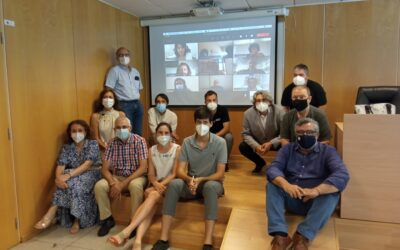 4th follow up meeting of the BLUEBIOLAB project