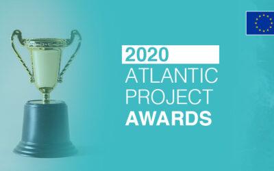 BLUEBIOLAB nominado a los Atlantic Project Awards 2020