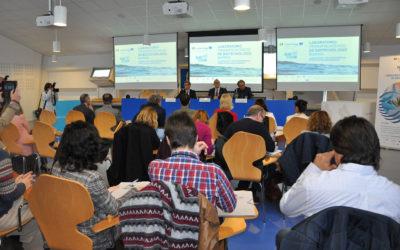 Presentación del Laboratorio Transfronterizo de Biotecnología Marina- 4 de febrero de 2020