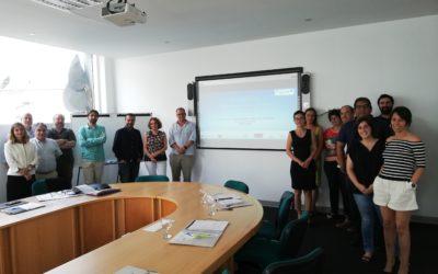 BLUEBIOLAB kick off meeting – 24 de julio de 2019