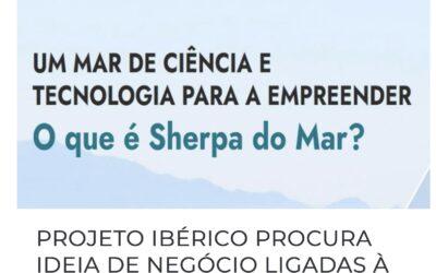 """Última semana de inscrição para a convocatória """"Sherpa-Journeys"""""""
